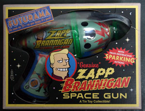 Zapp Brannigan Space Gun