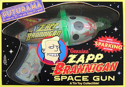 Zapp-Brannigan-Gunbox