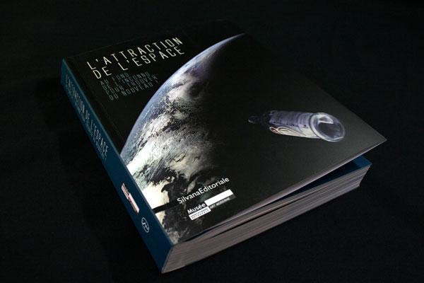 L'attraction de l'Espace - Le livre