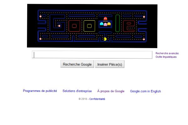 Bon anniversaire Pac-Man