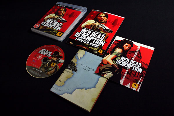 [Arrivage] Read Dead Redemption
