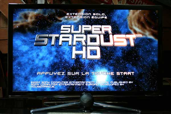 Super Stardust HD (3D)