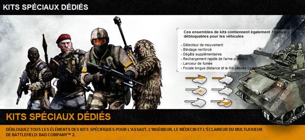 [DLC] Battlefield Bad Company 2 - Kit SHORTCUT (Cliquez sur l'image pour plus de détails)
