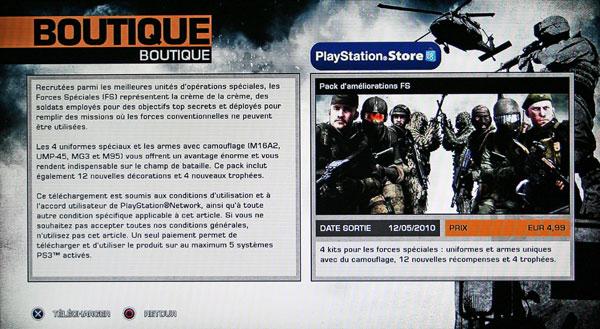 [DLC] Battlefield Bad Company 2 - Kit SPECACT