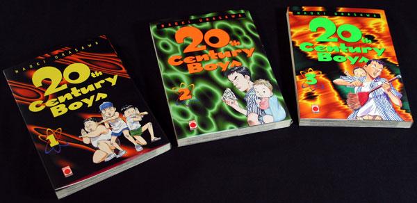 Manga - 20th Century Boys