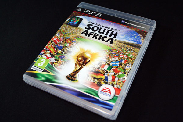 [Arrivage] FIFA World Cup 2010 South Africa