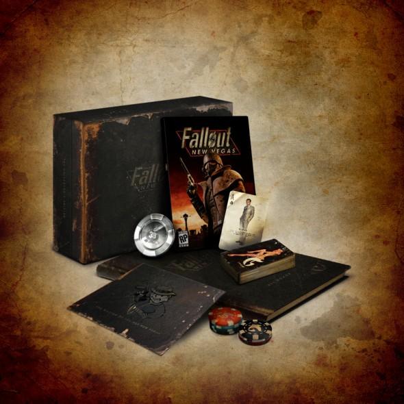 """[Pré-commande] Fallout """"New Vegas"""" (Édition collector)"""