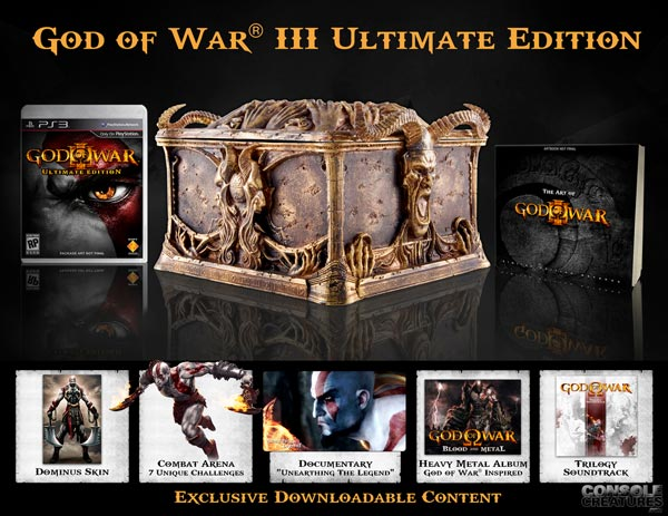God Of War III - Ultimate Edition