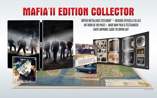 [Pré-commande] Mafia II (Édition Collector)