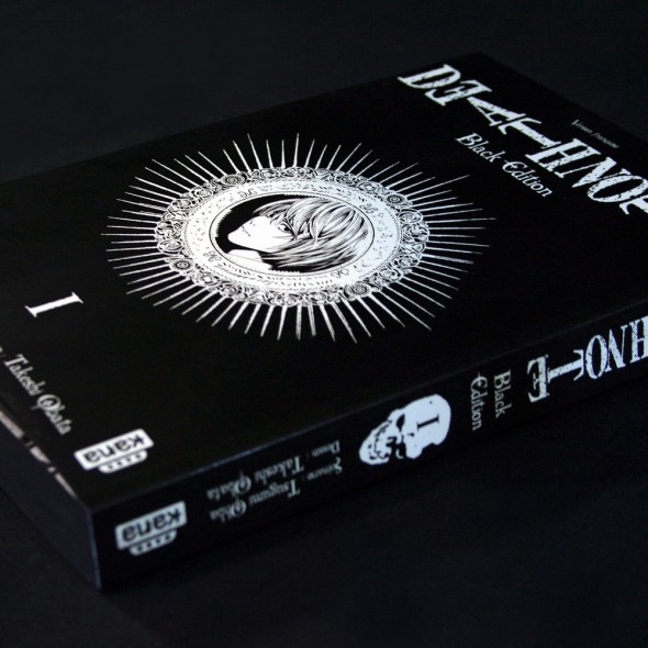 Death Note - Black Edition (Volume 1)
