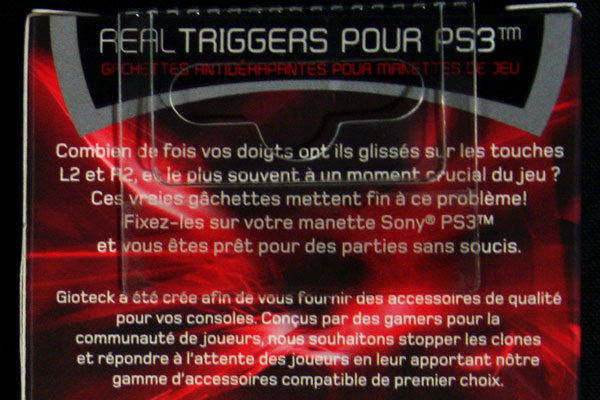 Gioteck - Real Triggers