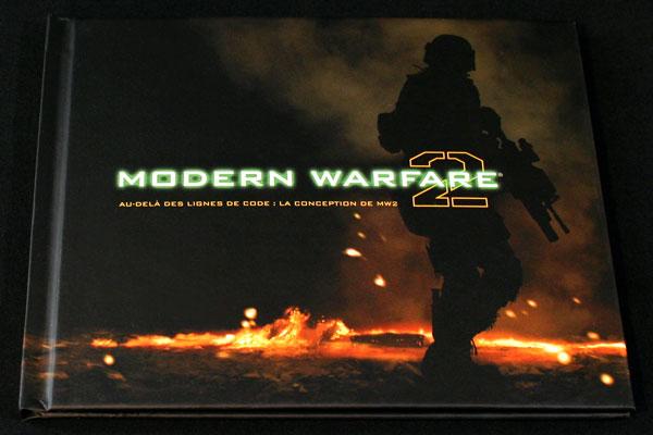 Collector - Call Of Duty Modern Warfare 2 (Edition Prestige) - Artbook
