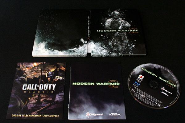Call Of Duty - Modern Warfare 2 (Edition Prestige) - Steelbook