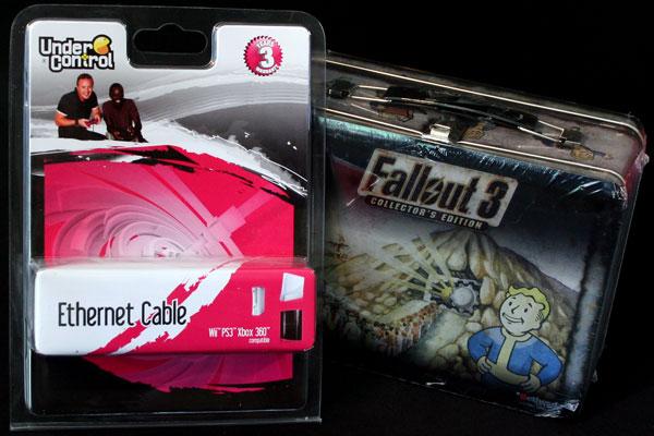 Collector Fallout 3 - Commande eBay