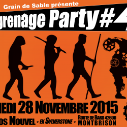 Engrenage Party, Grain de Sable