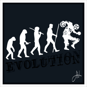 Gears-of-Art-Evolution